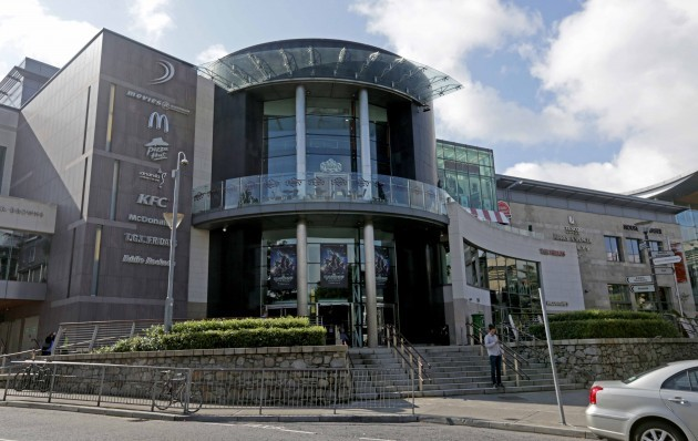 Dundrum stabbing. The exterior of Movi