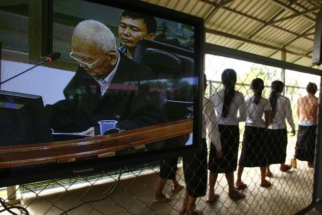 Cambodia Khmer Rouge Tribunal