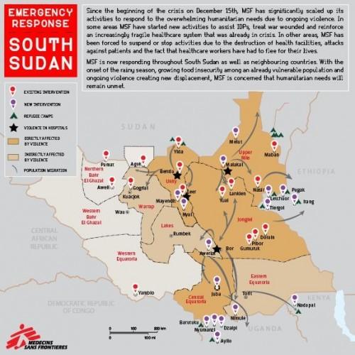 MSF ops South Sudan