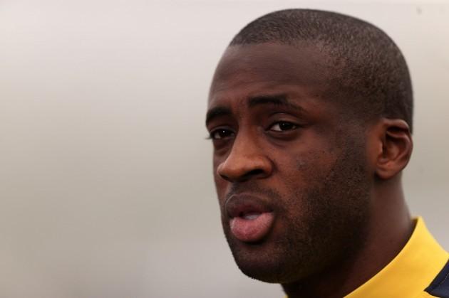Soccer - Yaya Toure File Photo