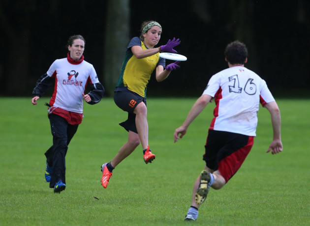 Ultimate Frisbee Tournament - Dublin