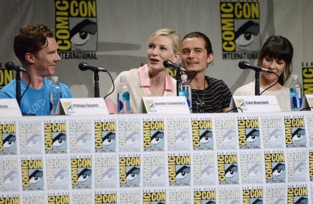 2014 Comic-Con - Warner Bros. Pictures Panel