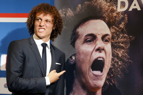 France Soccer Luiz PSG