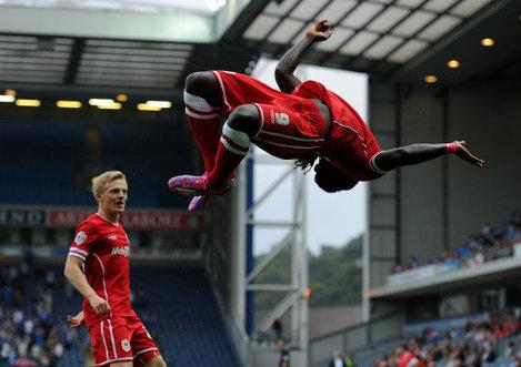 Soccer - Sky Bet Championship - Blackburn Rovers v Cardiff City - Ewood Park