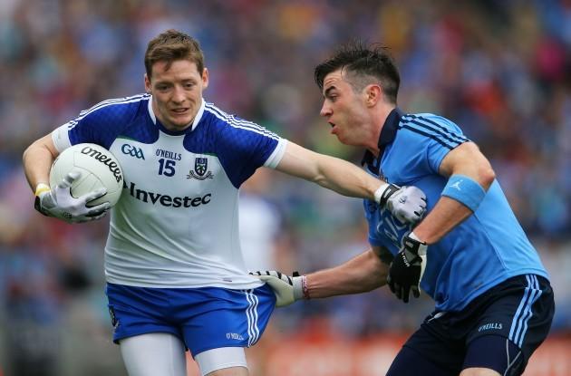 Michael Darragh MacAuley and Conor McManus
