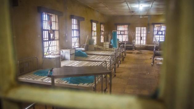 Sierra Leone West Africa Ebola