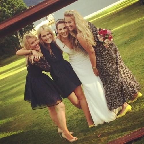 Amazing wedding ❤️ @maidstomeasure @sinclairsellars #tonya&gerard #kenmare #irish #craic #summer #friends #love