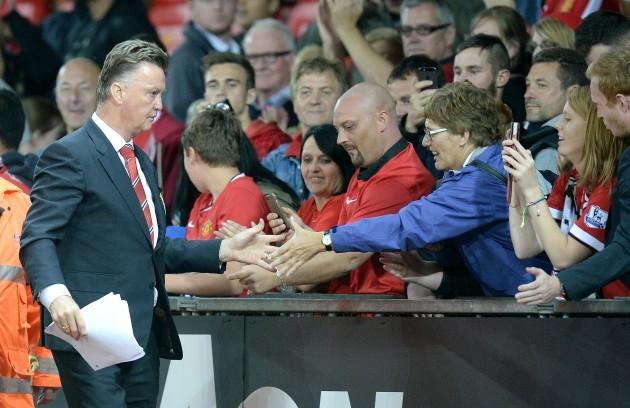 Soccer - Pre Season Friendly - Manchester United v Valencia - Old Trafford