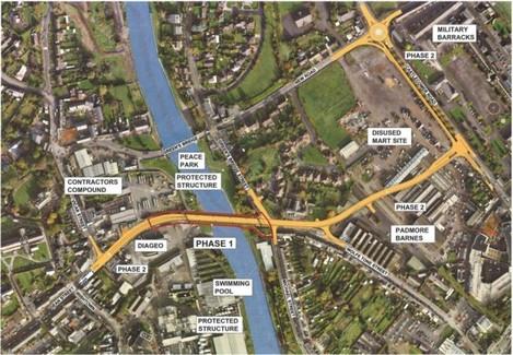 kilkenny bridge council pic