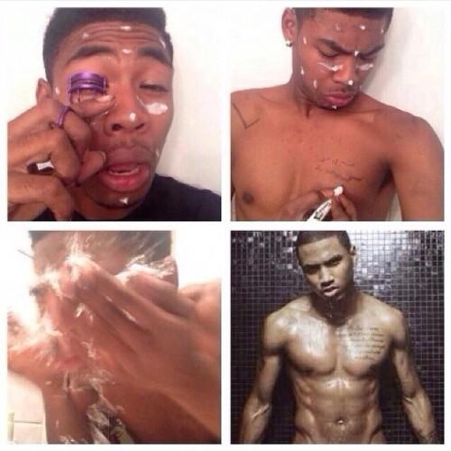 Can IG ever chill? #makeuptransformation #transformations #nochill