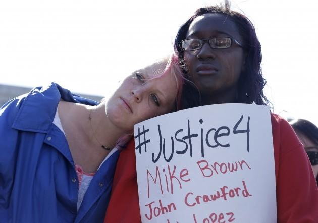 Missouri Shooting California Vigil