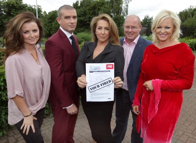 TV3 Autumn Schedule Launch 2013. Picture