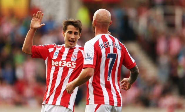 Soccer - Pre-season Friendly - Stoke v Real Betis - Britannia Stadium