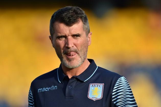 Soccer - Pre Season Friendly - Mansfield Town v Aston Villa - One Call Stadium