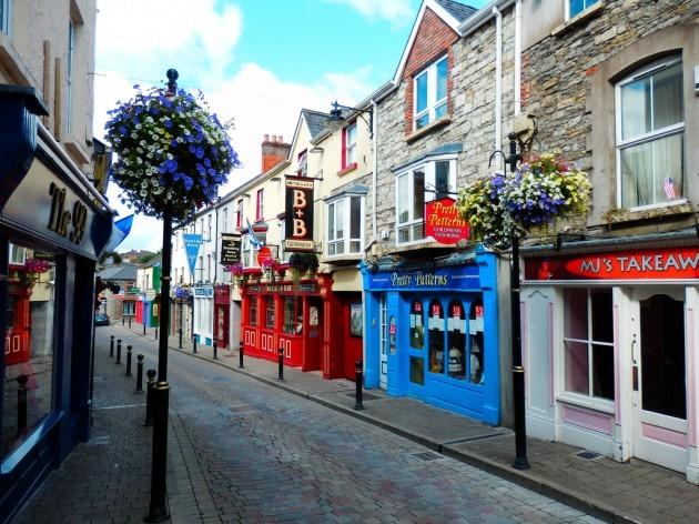 Bridge Street, Cavan, Ireland.