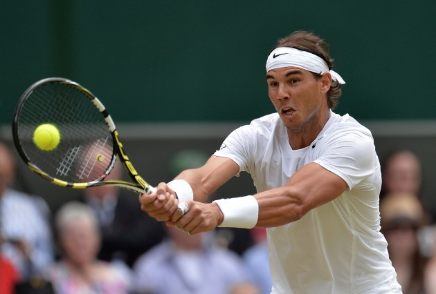 Tennis - Rafael Nadal Filer