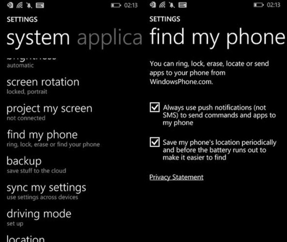 Windows Phone FmP
