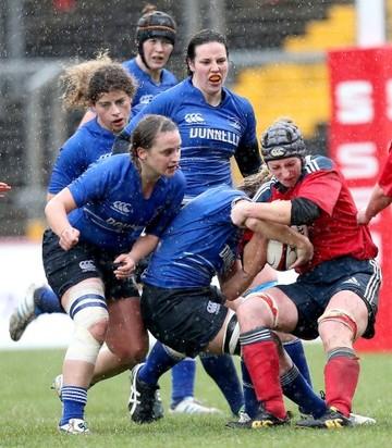 Paula Fitzpatrick under pressure