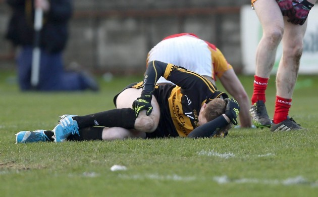 Colm Cooper injured