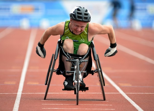 2014 IPC Athletics European Championships - Wednesday 20th August