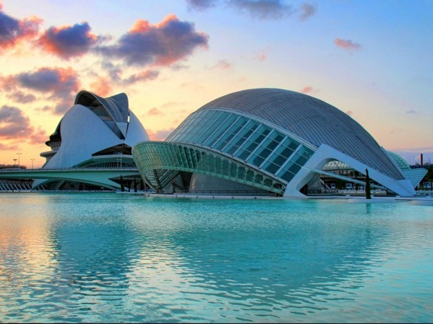 the-city-of-arts-and-sciences-in-valencia-spain-houses-an-aquarium-an-opera-house-and-an-imax-theatre-all-in-one