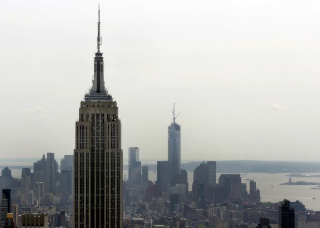 World Trade Center Spire
