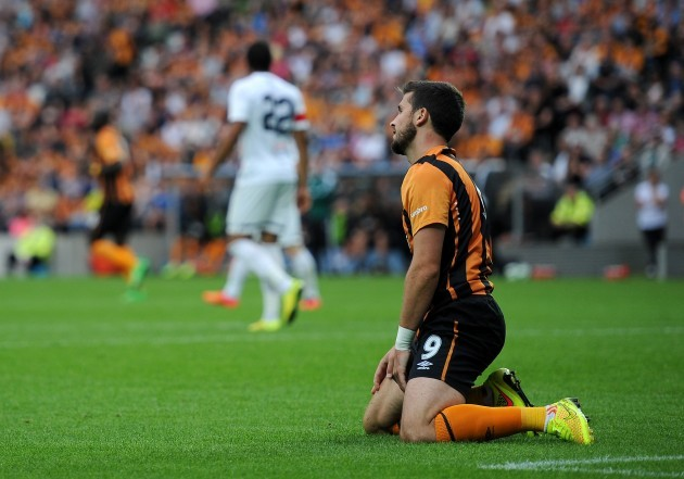Soccer - UEFA Europa League - 3rd Qualifying Round - 2nd leg - Hull City v FK AS Trencin - KC Stadium
