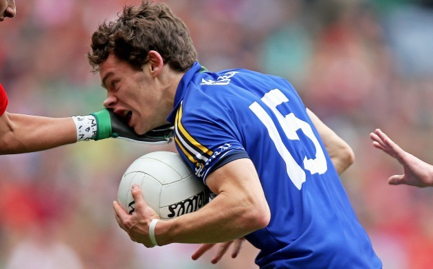 Tomas O'Se tackled