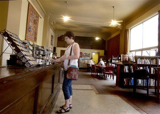 ODD--Self-Service Coffee Shop