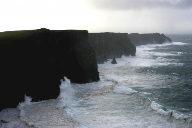 Cliffs of Moher on new world wonders shortlist