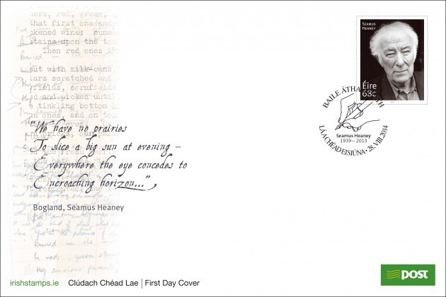Heaney FDC68