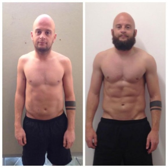 How our writer fared on his 10-week fitness challenge · The42