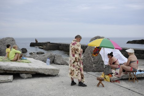 Russia Crimean Holiday