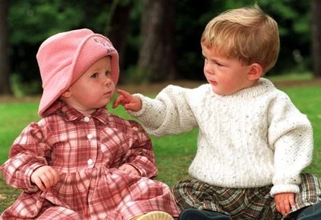 Northern Ireland Ceasefire Children