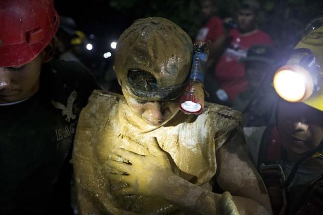 Nicaragua Miners