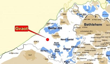 Gvaot_Map_Eng - Copy