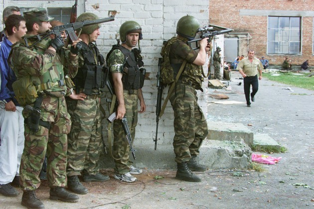 Beslan 10 Years On The Russian School Attack Which