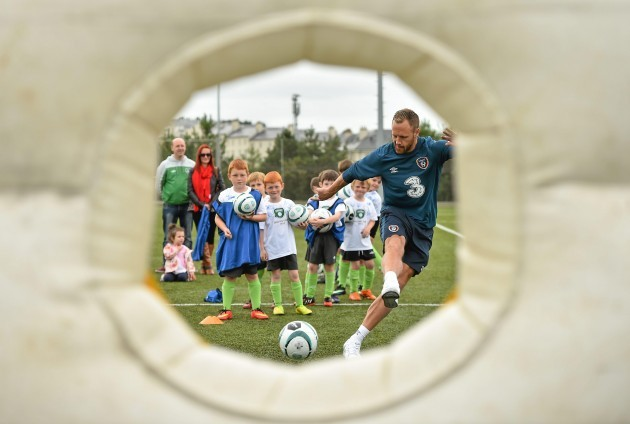 eFlow FAI Summer Soccer Schools Golden Camp