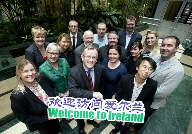 Tourism Ireland leads sales mission to China