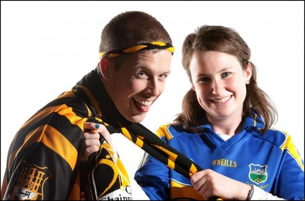 Niamh Shanley and Robert Savage