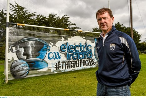 Captain's Day ahead of the Electric Ireland GAA All-Ireland Minor Finals