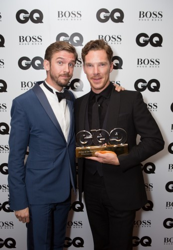 GQ Men of the Year Awards 2014 - London