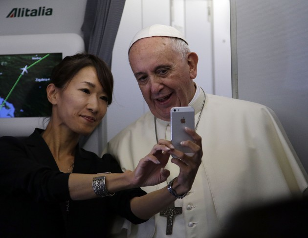 South Korea Pope