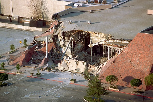 EARTHQUAKE 1994 CALIFORNIA