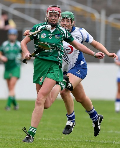 Sarah Carey with Shona Curran