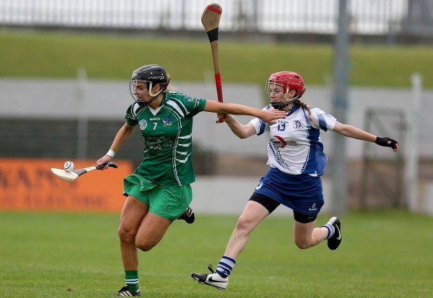 Claire Mulcahy with Lorraine Bray