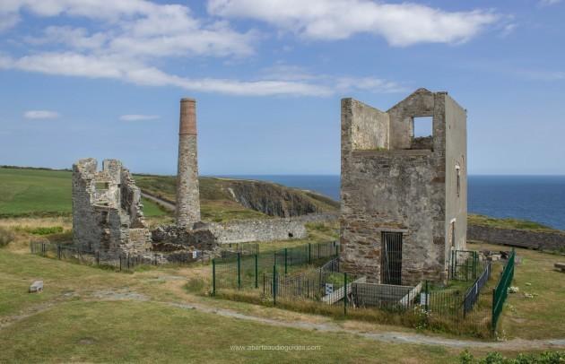 Knockmahon mine, 19th century Ireland. Source: www.thejournal.ie