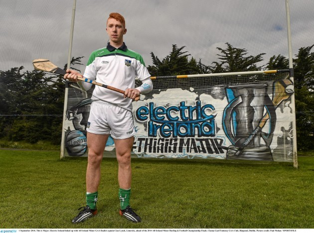 Limerick's Cian Lynch on Hawkeye, haircuts, uncle Ciaran Carey and soccer  trials