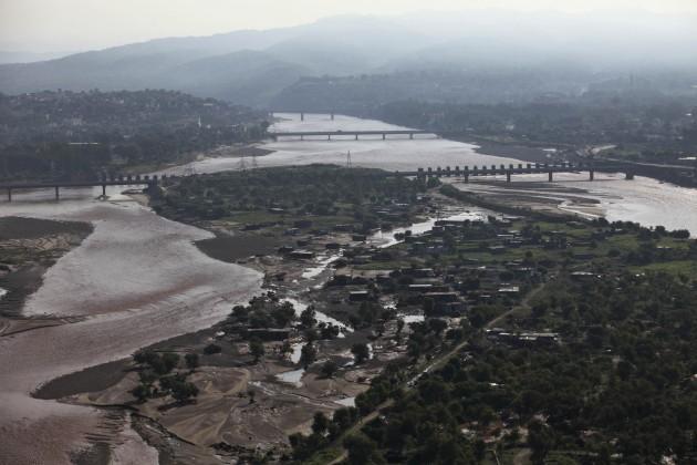 India Kashmir Flooding