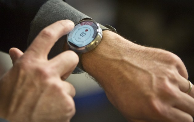 Motorola Smart Watch